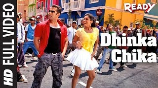 Dhinka Chika (Full Video Song) | Ready