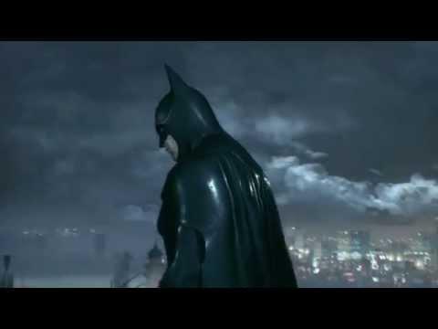 Batman 1989 Arkham Knight Opening