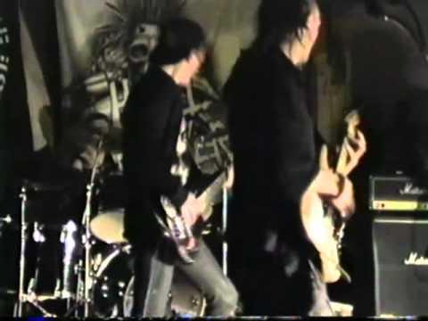 DIRT (D.I.R.T.) live 1994 in Savannah GA at the motorcycle repair shop