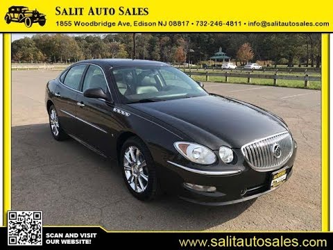 2008 Buick Lacrosse Super For Sale >> Salit Auto Sales 2009 Buick Lacrosse Super In Edison Nj