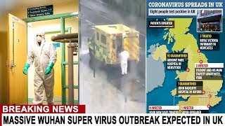 BREAKING: WUHAN SUPER VIRUS LASTS FOR 9 DAYS ON SURFACES - PCR TESTS ONLY 50% EFFECTIVE - EMERGENCY