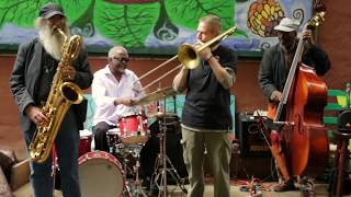 Steve Swell, William Parker, Dave Sewelson, Michael TA Thompson - In Gardens - Sep 9 2017