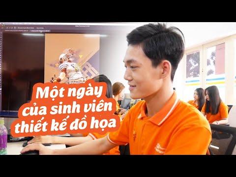 [FPT Polytechnic] - 1 NGÀY LÀ SINH VIÊN THIẾT KẾ ĐỒ HOẠ