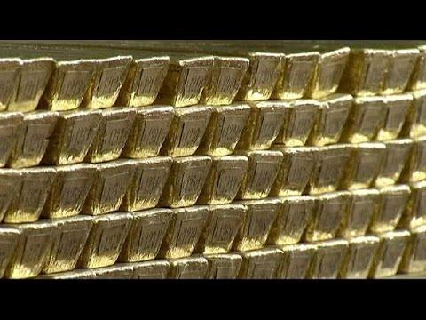 Цены на золото откатились на девять месяцев назад - Economy