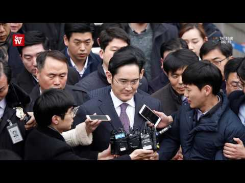 Samsung chief Jay Y. Lee arrested