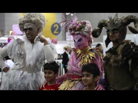 2016 Brisbane Hair and Beauty Expo Highlights
