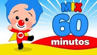 60 Minutos de Episodios y Canciones Infantiles | Plim Plim | El Reino Infantil