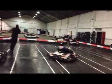 WOAHx2 Go Kart Crash Whiplash Claim