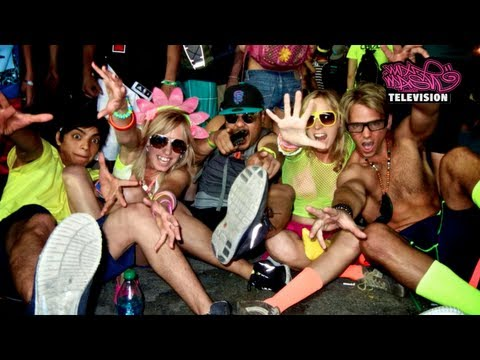 Laidback Luke & Angger Dimas feat. Polina - Night Like This (Official Hashtag Video)