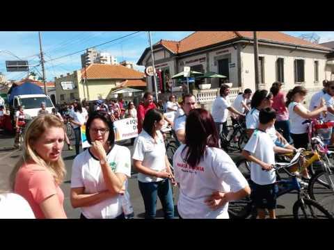 Desfile Cívico de Monte Alto