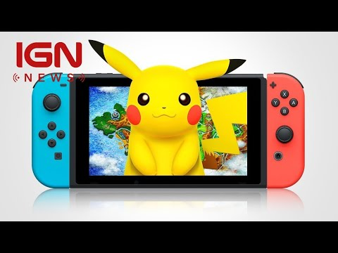 Download Youtube: The Pokemon Company CEO Thought Switch Would Fail, Hints at Pokemon Switch Ideas - IGN News