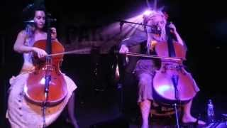 Rasputina in Austin - Encore