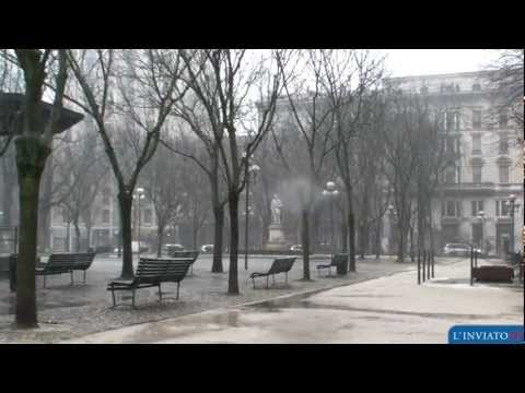 Neve a Cremona