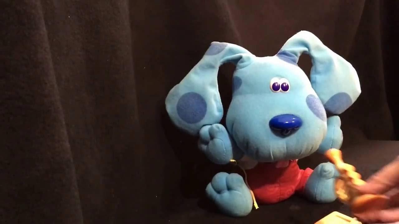 Blue Ears All Blues Clues