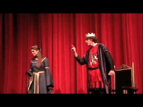 Shakespeare's  Winter's Tale High School Drama