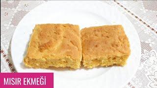 Mis gibi kokusuyla Mısır Ekmeği Tarifi / yöresel bir lezzet / mısır ekmeği nasıl yapılır?