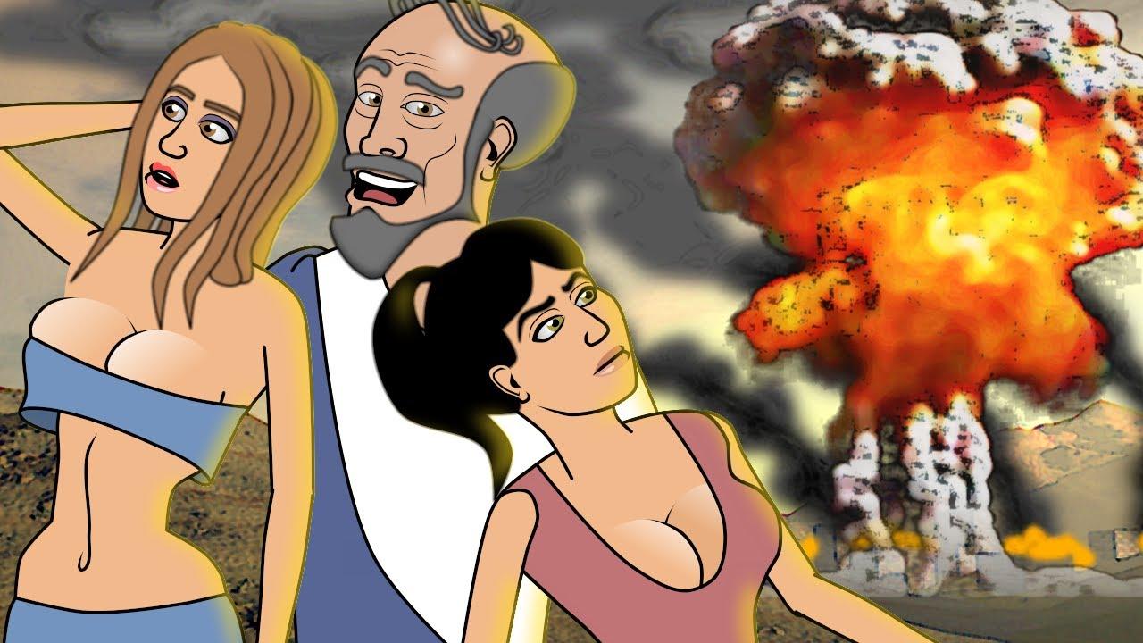 Raiders Wallpaper 3d Sodom And Gomorrah Youtube