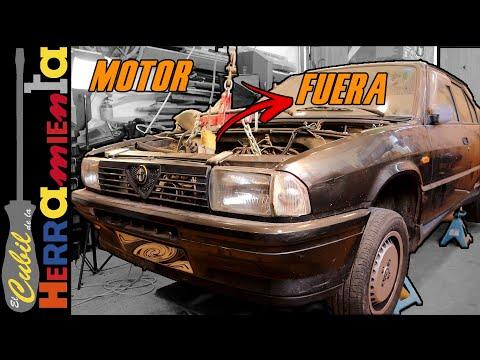 Alfa Romeo 33 Sacamos El Motor