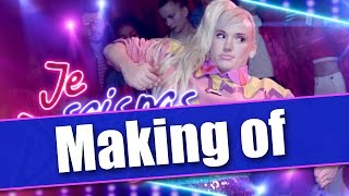 "Making of ""Je sais pas danser"" - Natoo"