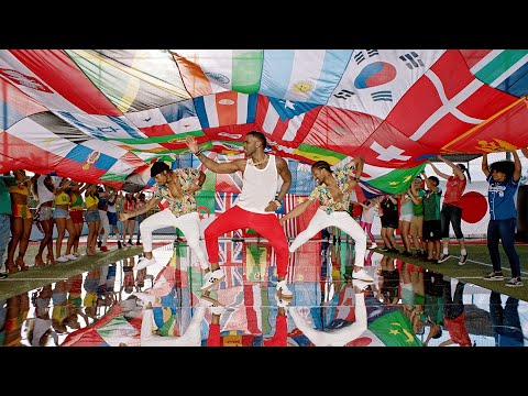 Jason Derulo - Colors (Official Music Video) The Coca-Cola Anthem for the 2018 FIFA World Cup