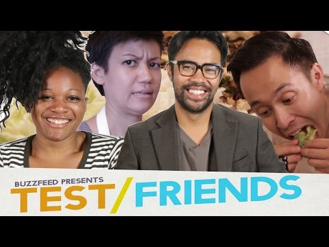 Vegan For 30 Days • The Test Friends