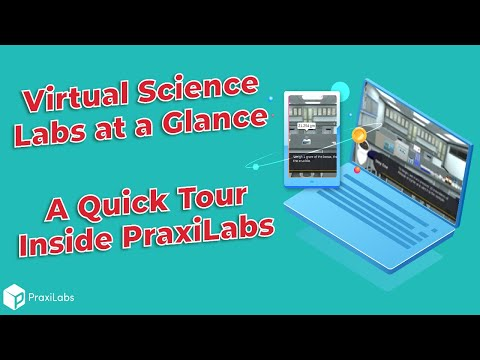 Praxilabs The Virtual Labs Of Physics, Chemistry And Biology