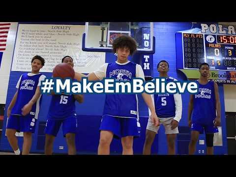 North High Varsity Basketball Intro