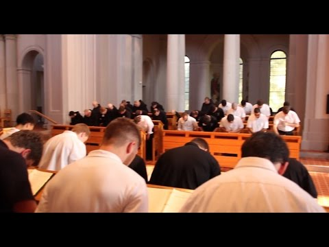 A Day in the Life of a Seminarian @ St. Joseph Seminary