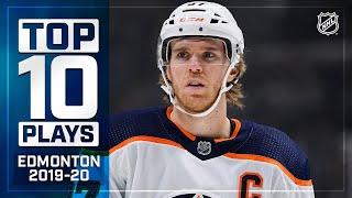 Top 10 Oilers Plays of 2019-20 ... Thus Far | NHL