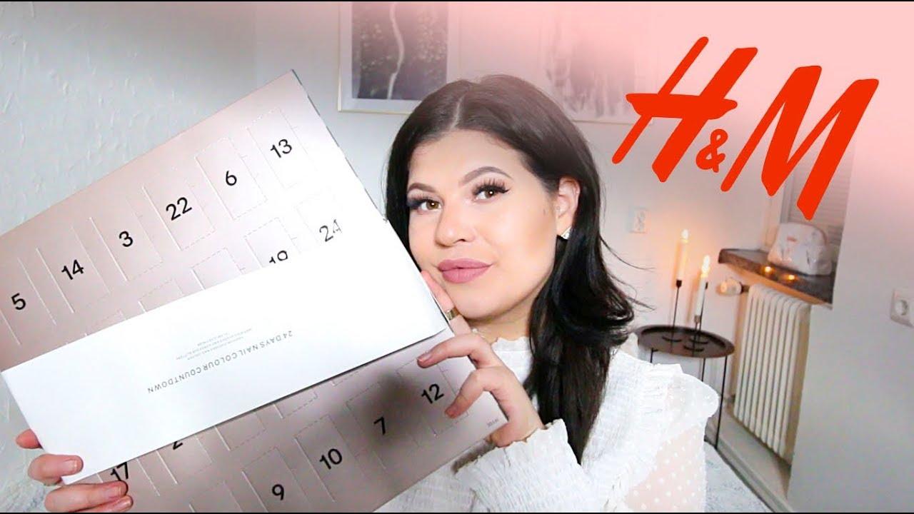 joulukalenteri 2018 kynsilakka H&M JOULUKALENTERI 🎁😳   YouTube joulukalenteri 2018 kynsilakka