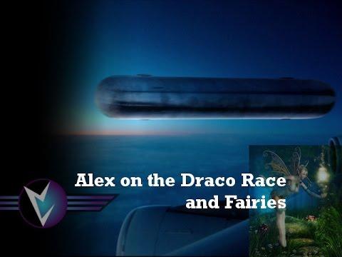 Alex on the Draco Race