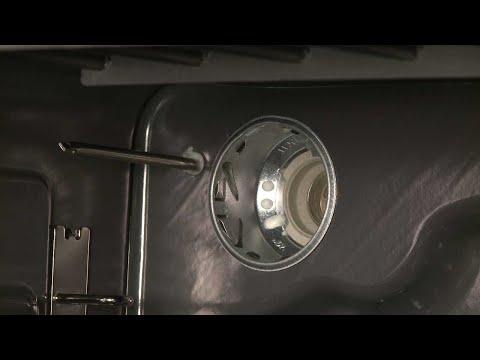 Light Assembly - Kitchenaid Electric Slide-In Range Model #KSEB900ESS2