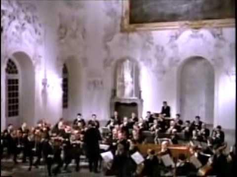 Karl Richter - Music for the Royal Fireworks, HWV 351 - Georg Friedrich Händel (3/3)