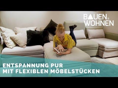 Inside Ikea Vallentuna Das Wandelbare Sofa Youtube