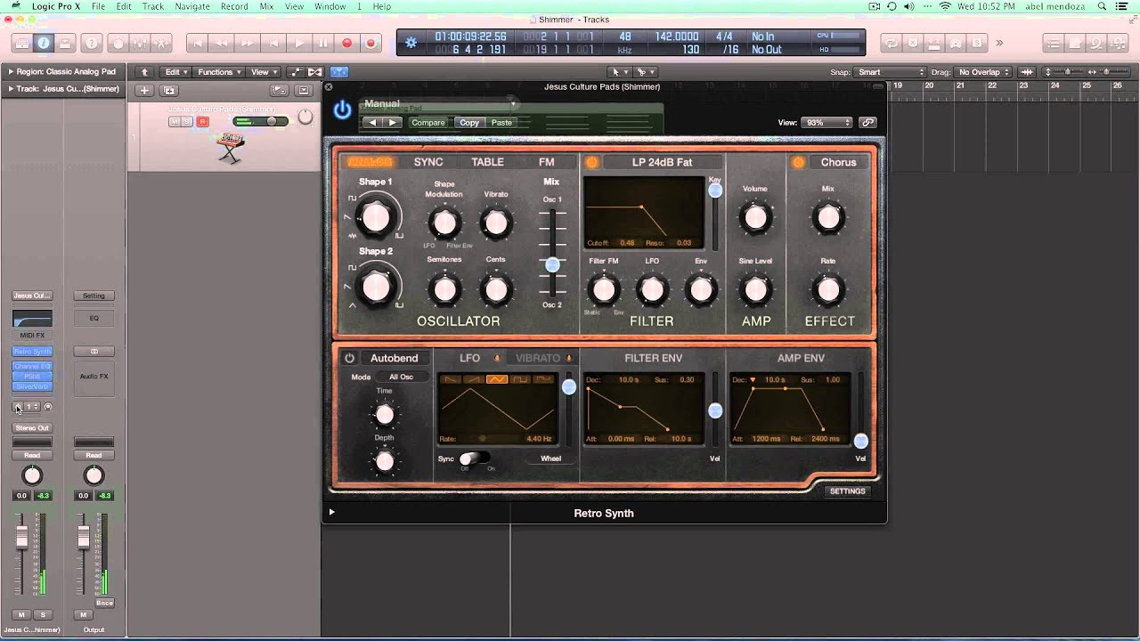 Free intro to mainstage tutorials how to use mainstage 3 for.