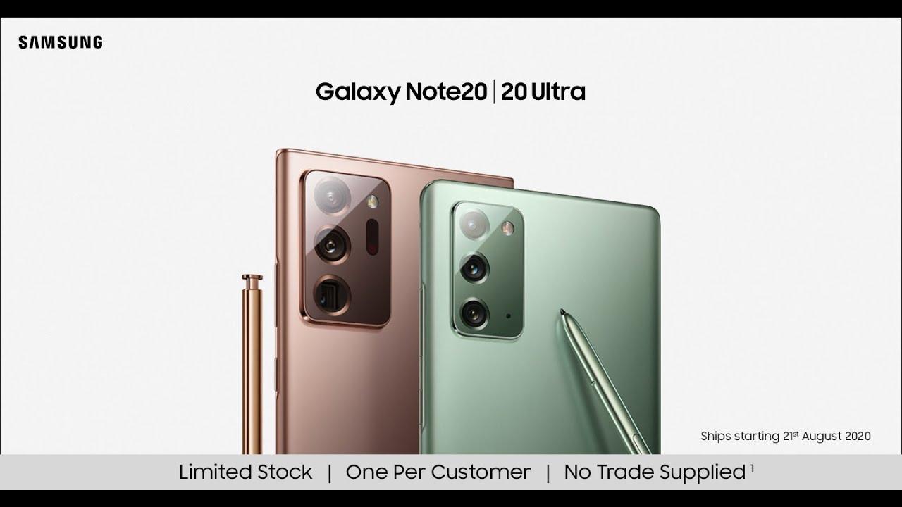 Galaxy Fold 2, Galaxy Note 20 Ultra, Tab S7, Galaxy Watch 3, Buds Live! Și nu doar despre ele!