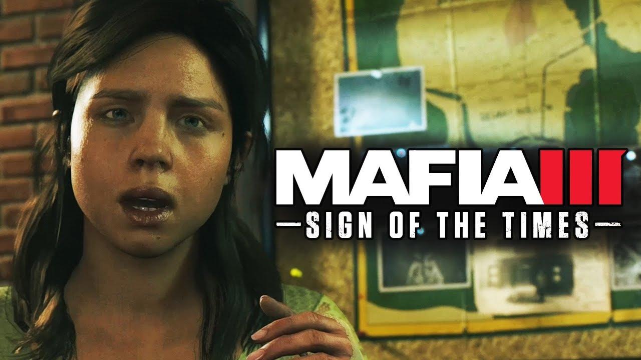 Zagrajmy w Mafia III – Znak czasu DLC – #2 – Weszła na mnie! – 4K
