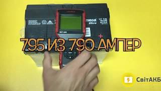 видео Forse EFB 6СТ-110