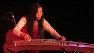 Bamboo, Silk & Stone (Live)古筝与电声 - Mei Han 韓梅