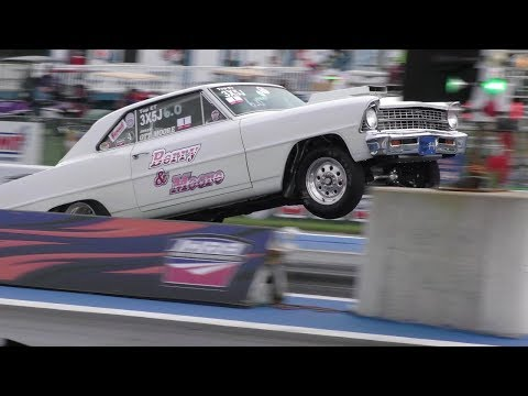 2018 IHRA Bracket Finals: Part 1 @ Keystone Raceway Park