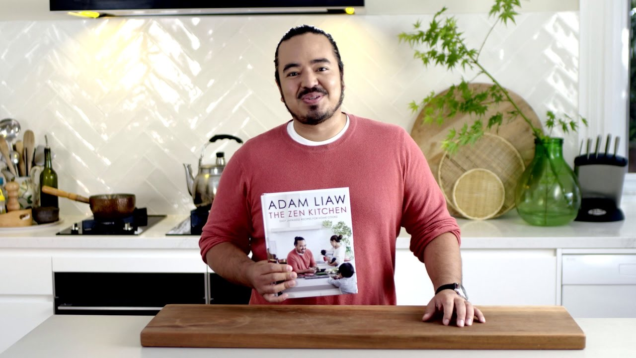 Zen Kitchen Adam Liaw Introduces The Zen Kitchen Youtube