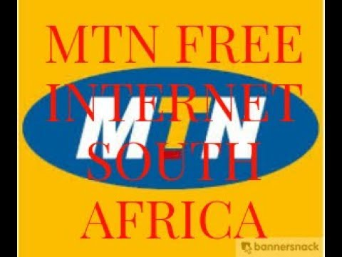 Unlimited Free Mtn Internet In South Africa