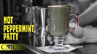 How To Make The Hot Peppermint Patty Cocktail / Hot Fall & Winter Cocktails thumbnail