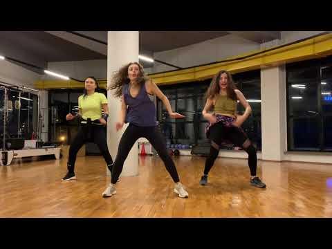 Monster Winer- Latin Remix- Zumba Fitness