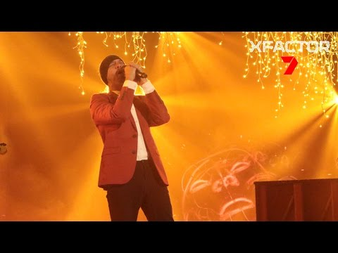 Davey's performance of Lukas Graham's '7 Years' - The X Factor Australia 2016