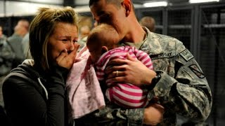 soldiers coming home surprise compilation 2016 37
