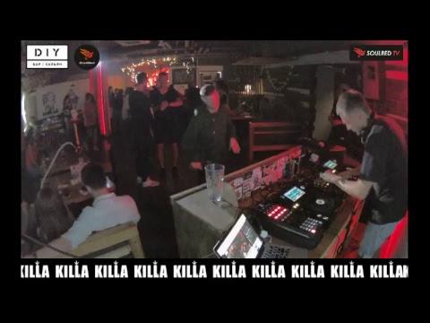 KILLA Radio by Red Catz – LIVE from DIY BAR, Minsk