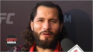 Jorge Masvidal doesn't have nice things to say about Ben Askren | UFC 239 | ESPN MMA