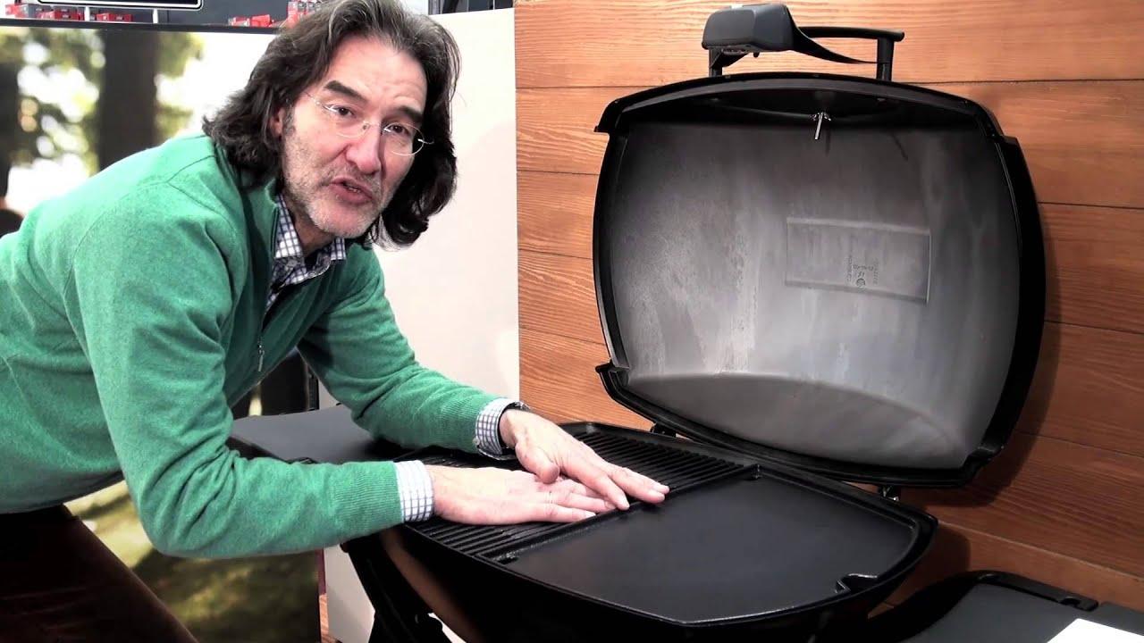 Weber Gasgrill Q3200 Test : Grill und küchenzeug weber q320 youtube