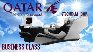 WOW BUSINESS CLASS QATAR AIRWAYS REVIEW 2020